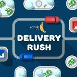 بازی Delivery Rush