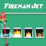 بازی Fireman Jet